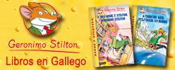 Libros en gallego